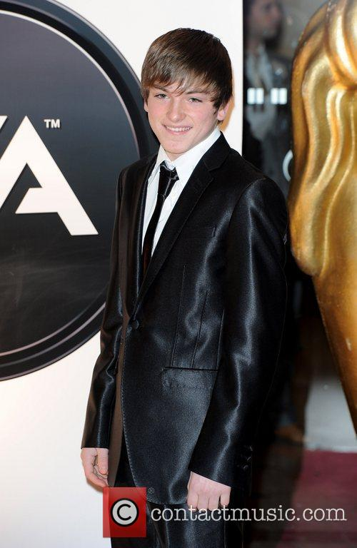 Richard Wisker EA British Academy Children's Awards 2010...