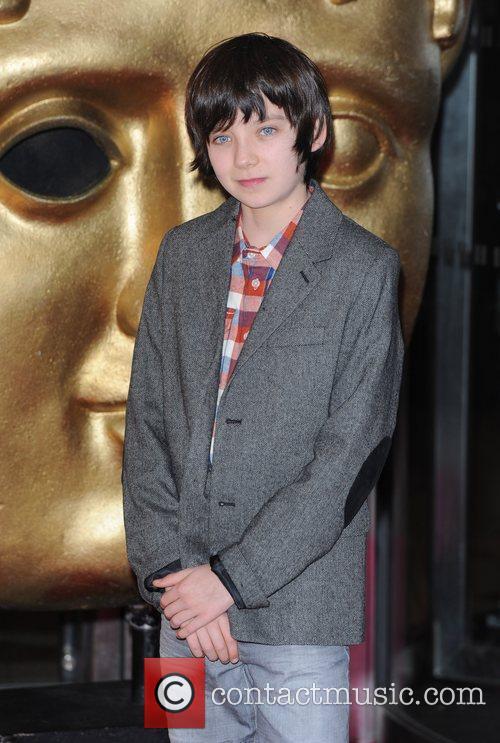 Asa Butterfield EA British Academy Children's Awards 2010...