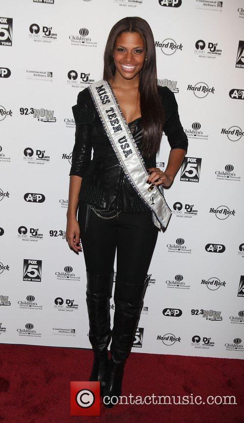 Miss Teen Usa and Def Jam 3