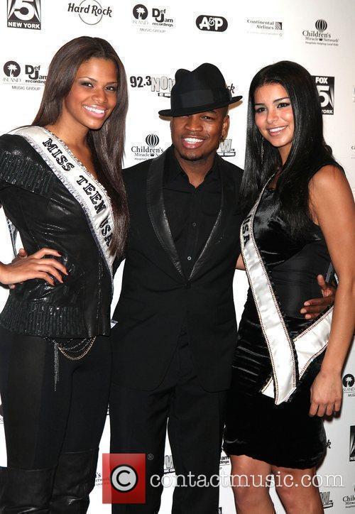 Miss Teen USA, Def Jam, Ne-Yo, Times Square