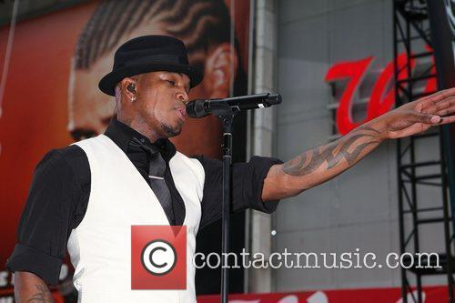 Ne-yo and Def Jam 7