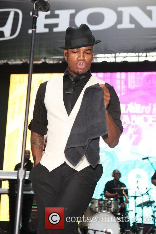 Ne-yo and Def Jam 11