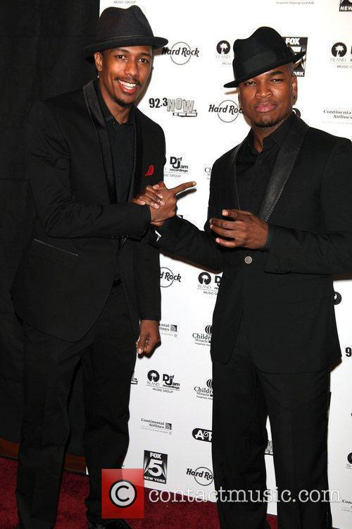 Nick Cannon, Def Jam and Ne-yo 4