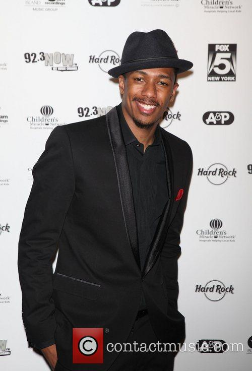 Nick Cannon, Def Jam, Times Square