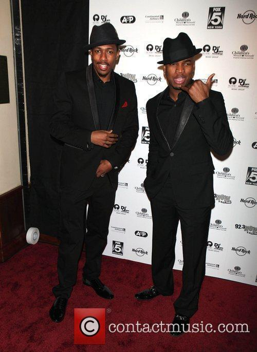 Nick Cannon, Def Jam and Ne-yo 10