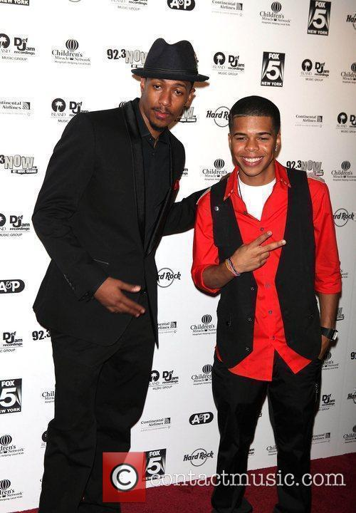 Nick Cannon, Aaron Fresh and Def Jam 8