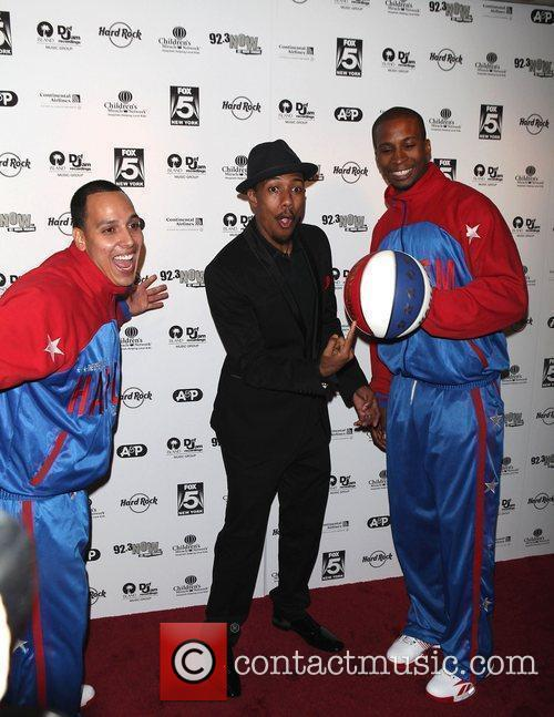 Nick Cannon, Def Jam and The Harlem Globetrotters 7