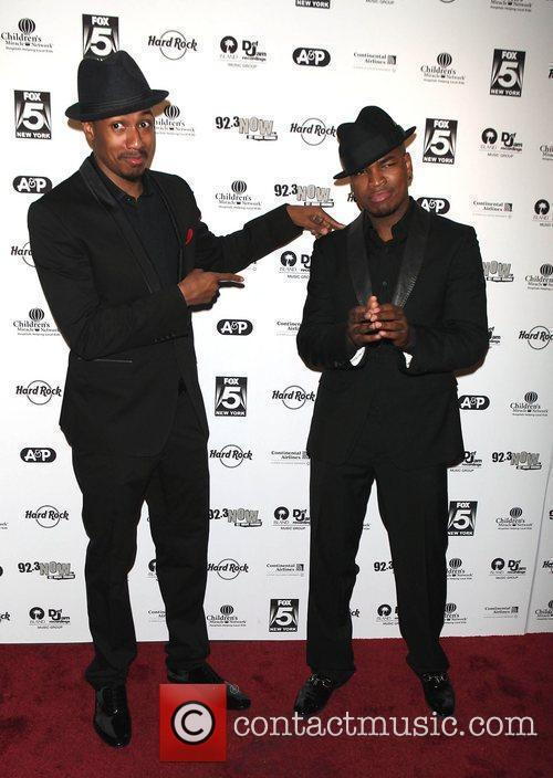 Nick Cannon, Def Jam and Ne-yo 5