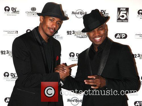 Nick Cannon, Def Jam and Ne-yo 6