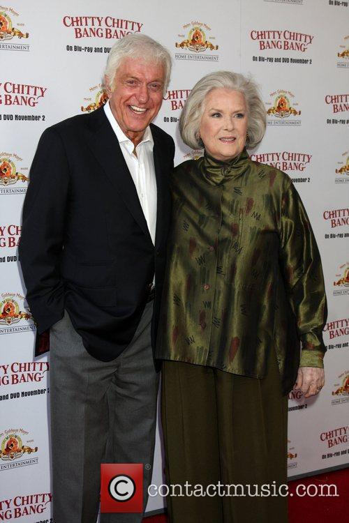 Dick Van Dyke and Chitty Chitty Bang Bang 1