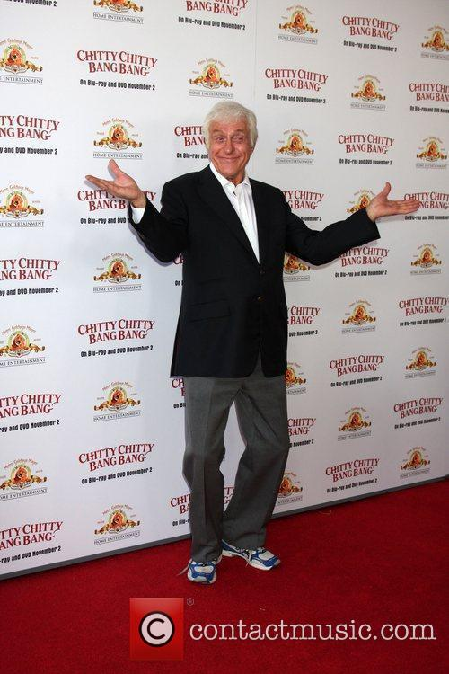 Dick Van Dyke and Chitty Chitty Bang Bang 3