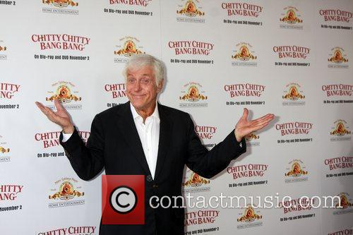 Dick Van Dyke and Chitty Chitty Bang Bang 2