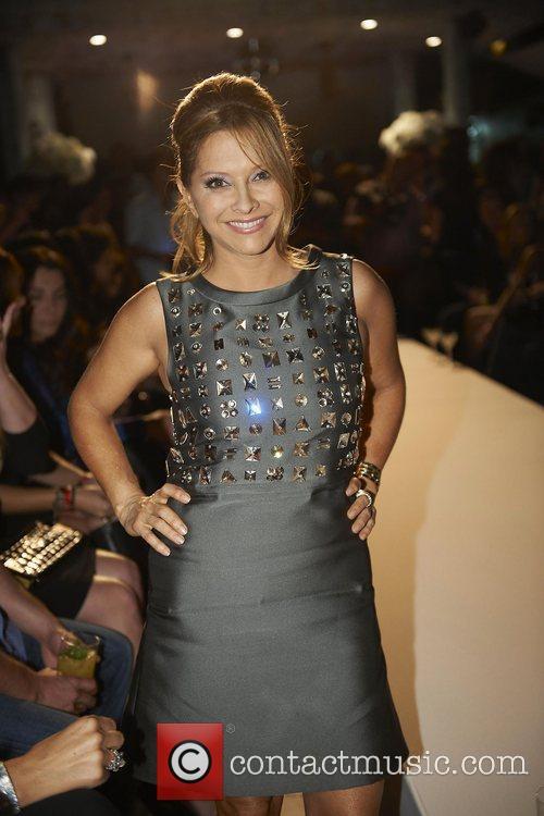 Chloe fashion show held at Soho House Miami