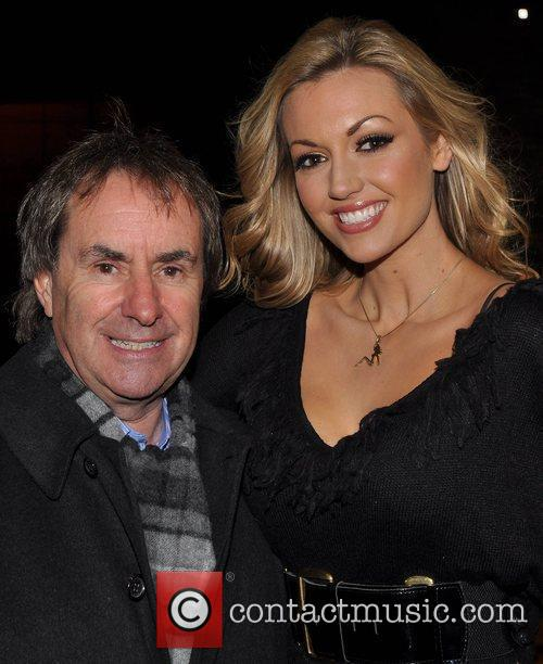 Chris De Burgh and Rosanna Davison 2