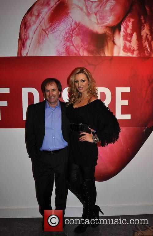 Chris De Burgh and Rosanna Davison 4