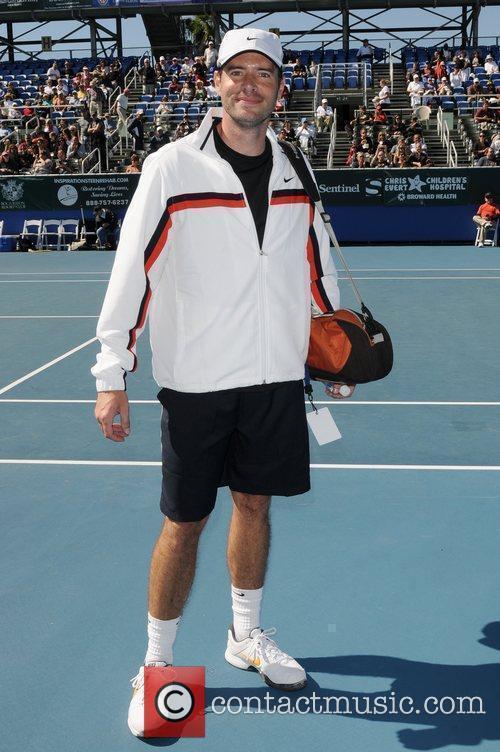 Scott Foley participates in the 2010 Chris Evert...