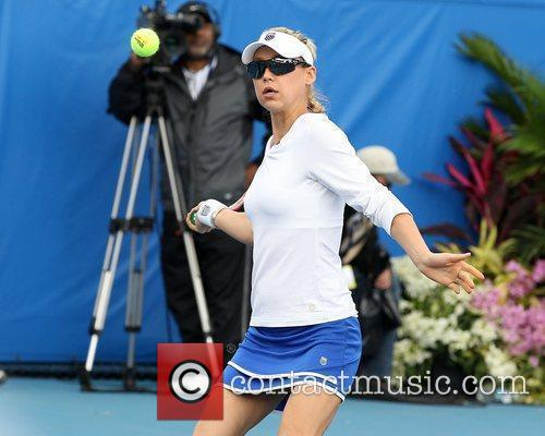 2010 Chris Evert / Raymond James Pro-Celebrity Tennis...