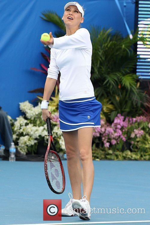 Anna Kournikova 2010 Chris Evert / Raymond James...