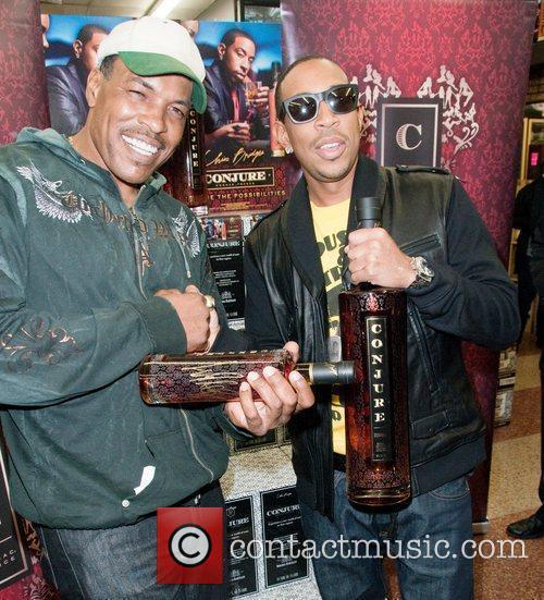 Chris Bridges and Ludacris 6