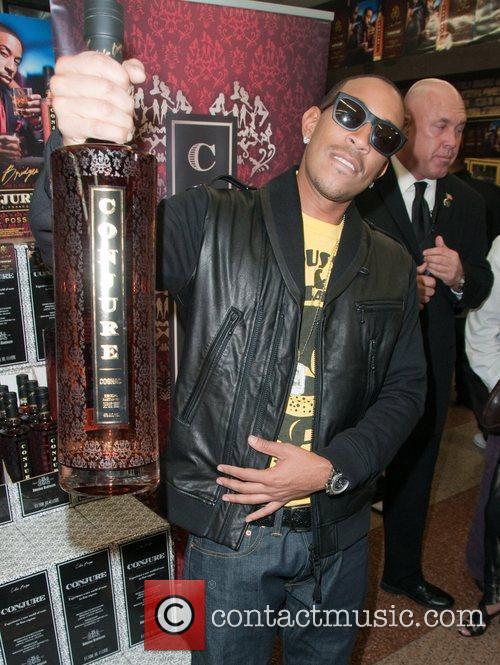 Chris Bridges and Ludacris 8