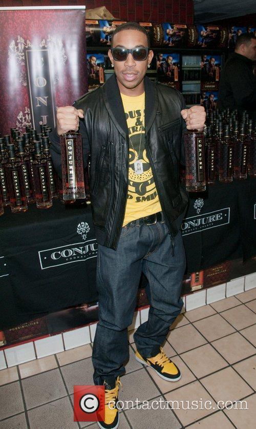 Chris Bridges and Ludacris 11