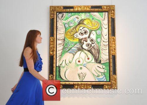 Pablo Picasso - Portrait Of Angel Fernandez De Soto 3
