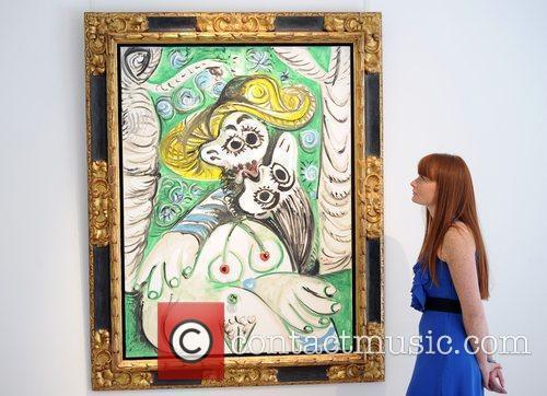 Pablo Picasso - Portrait Of Angel Fernandez De Soto 2