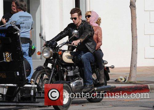 Christina Aguilera and Cam Gigandet 4