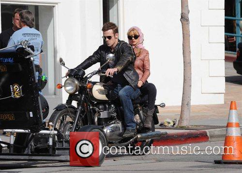 Christina Aguilera and Cam Gigandet 12