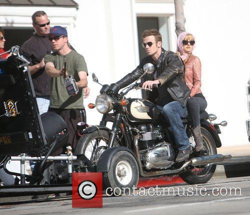 Christina Aguilera and Cam Gigandet 16
