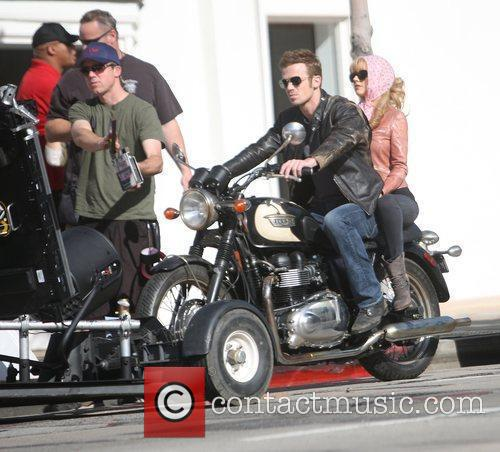 Christina Aguilera and Cam Gigandet 15