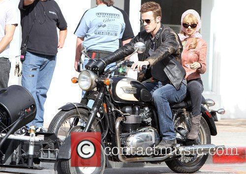 Christina Aguilera and Cam Gigandet 23