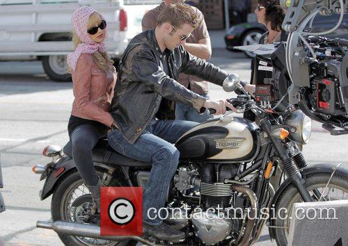 Christina Aguilera and Cam Gigandet 32