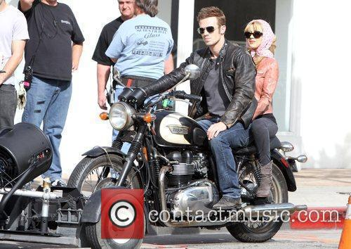 Christina Aguilera and Cam Gigandet 21