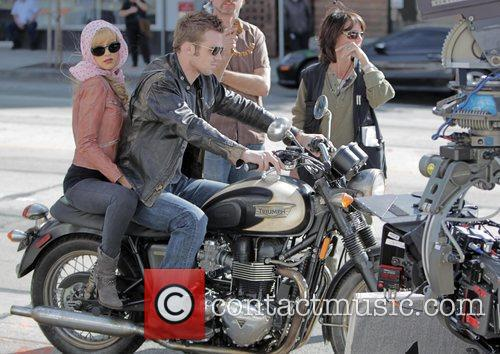 Christina Aguilera and Cam Gigandet 20