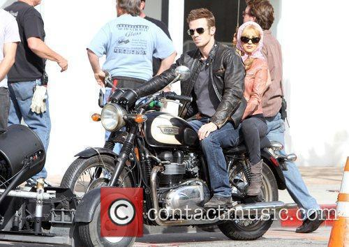Christina Aguilera and Cam Gigandet 28
