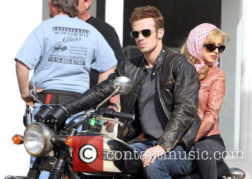 Christina Aguilera and Cam Gigandet 36