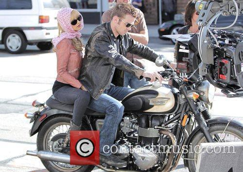 Christina Aguilera and Cam Gigandet 24
