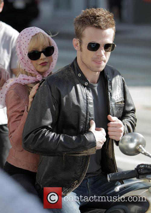 Christina Aguilera and Cam Gigandet 31