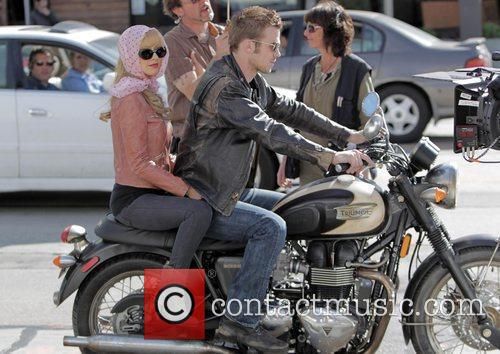 Christina Aguilera and Cam Gigandet 38
