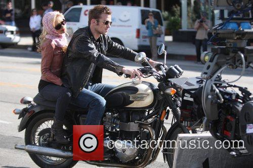 Christina Aguilera and Cam Gigandet 42