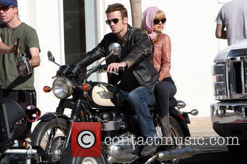 Christina Aguilera and Cam Gigandet 49