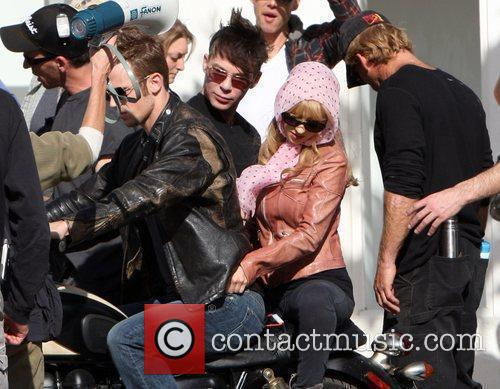 Christina Aguilera and Cam Gigandet 45