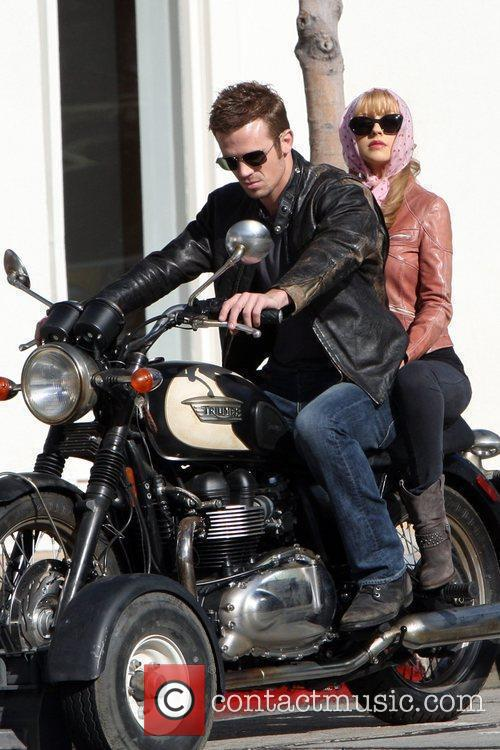 Christina Aguilera and Cam Gigandet 48