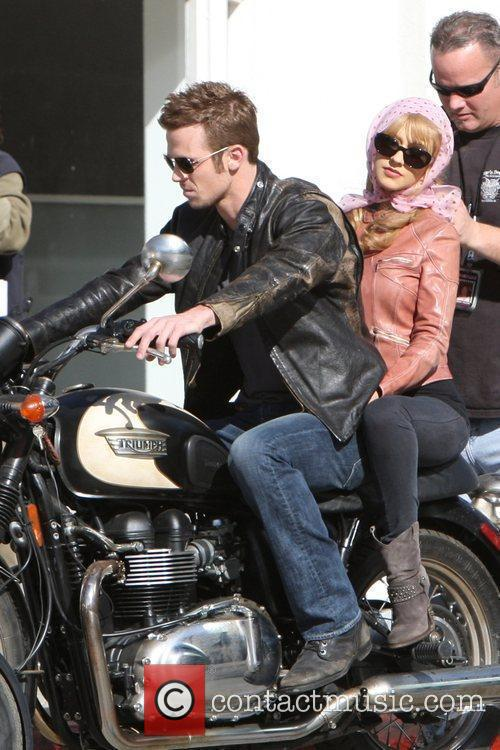 Christina Aguilera and Cam Gigandet 43