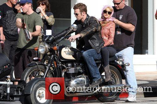 Christina Aguilera and Cam Gigandet 44