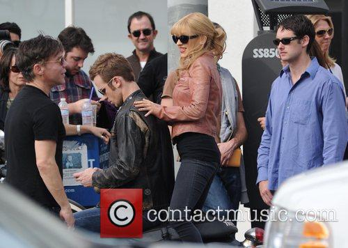 Christina Aguilera and Cam Gigandet 67