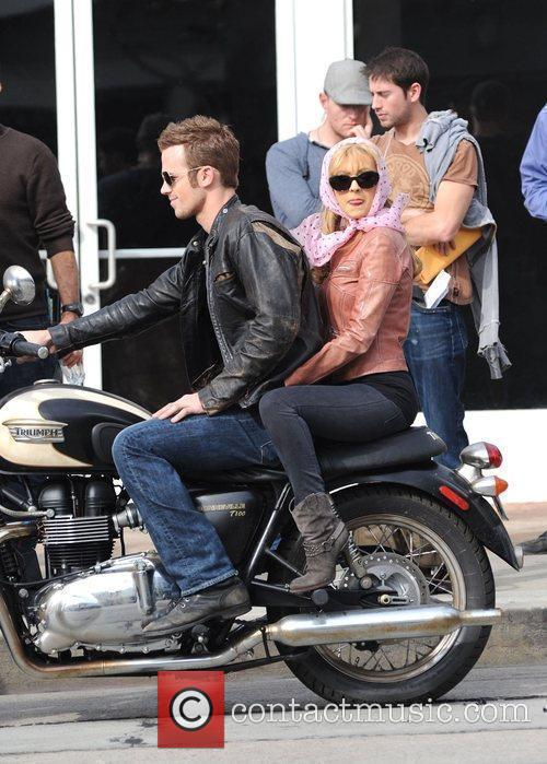 Christina Aguilera and Cam Gigandet 64