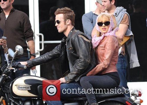 Christina Aguilera and Cam Gigandet 55