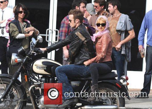 Christina Aguilera and Cam Gigandet 61